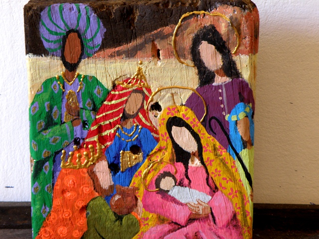 Estas viendo imágenes del artículo: La Navidad ya llegó a La Casa Amarilla