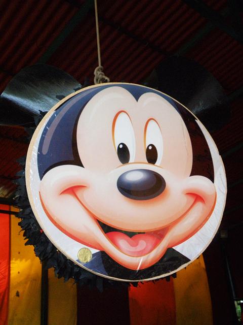 Estas viendo imágenes del artículo: Chiquilandia: Decoración con motivo de Mickey Mouse