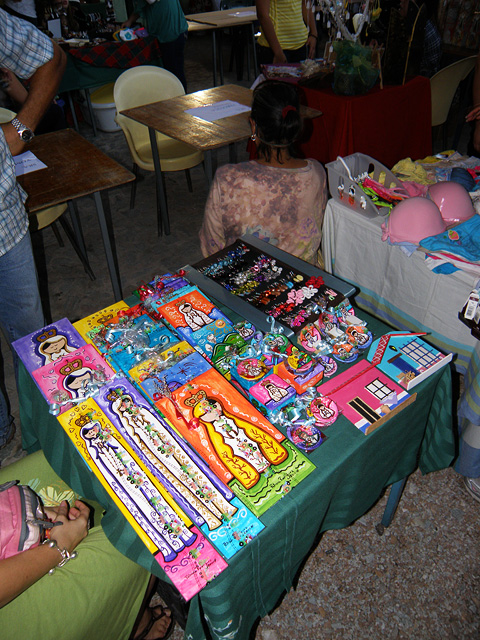 Estas viendo imágenes del artículo: 1ra Feria Navideña Artesanal, Comercial y Gastronómica 2010 en Chiquilandia
