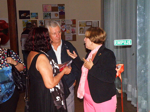 Estas viendo imágenes del artículo: Doris Ramos celebra el fin de año con exposición en su Estudio de Arte