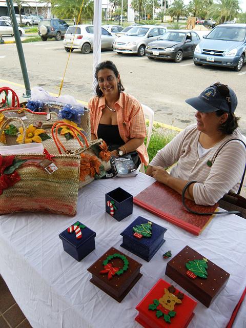 Estas viendo imágenes del artículo: Mercado Creativo 2010 en la Casa de la Cultura Ramón Vásquez Brito