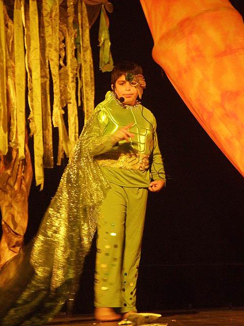 Estas viendo imágenes del artículo: 'Fusión de Fuego y Sentimiento' en el Centro de Artes Omar Carreño